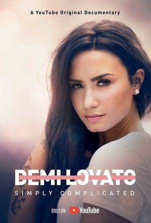 Poster Movie Demi Lovato: Simply Complicated 2017