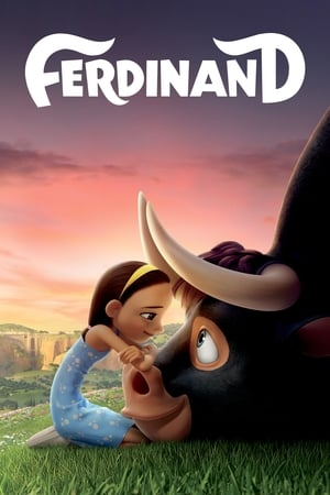 Poster Movie Ferdinand 2017