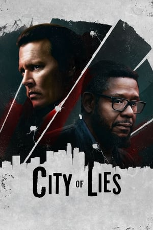 Poster Movie City of Lies 2018