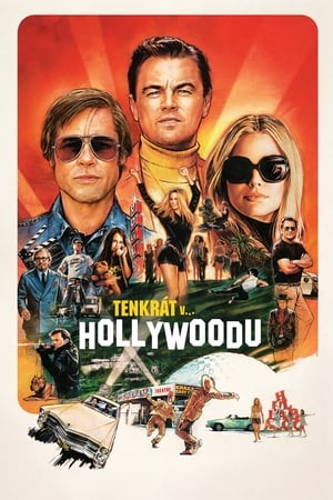 poster Once Upon a Time... in Hollywood
