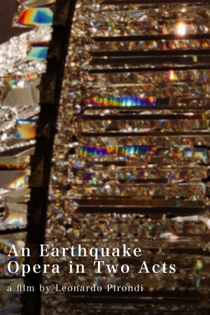 Poster Movie An Earthquake Opera in Two Acts 2019