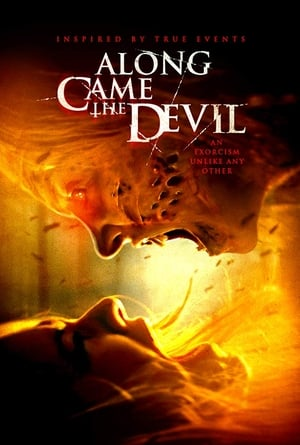 Poster Movie Along Came the Devil 2018