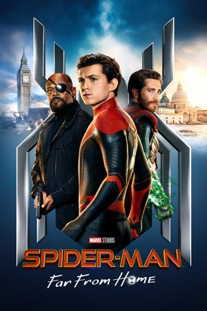 Poster Movie Spider-Man: Far from Home 2019