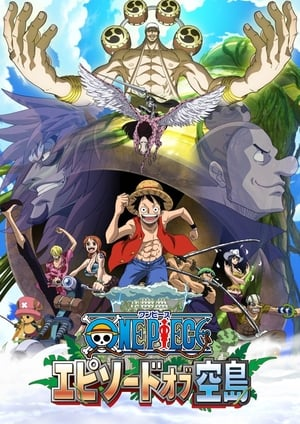 Poster Movie One Piece: Episode of Skypea 2018