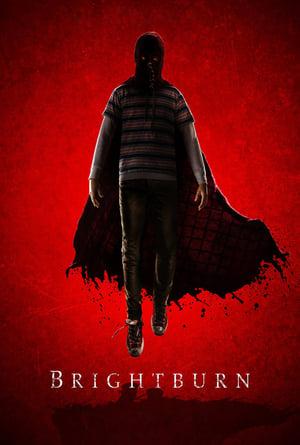 Poster Movie Brightburn 2019