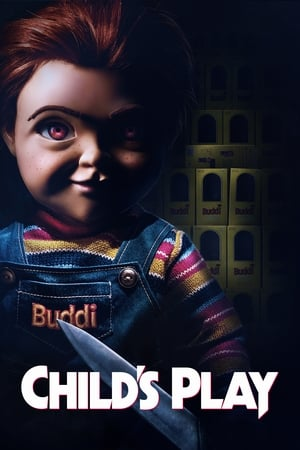 Poster Movie Child's Play 2019