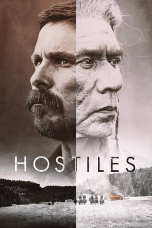Poster Movie Hostiles 2017