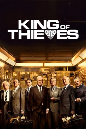 Poster Movie King of Thieves 2018