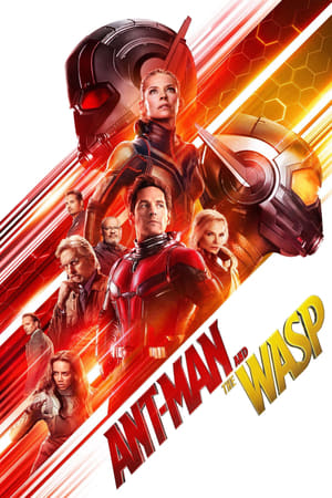 Poster Movie Ant-Man and the Wasp 2018