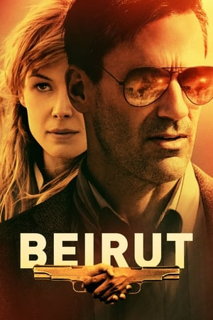 Poster Movie Beirut 2018