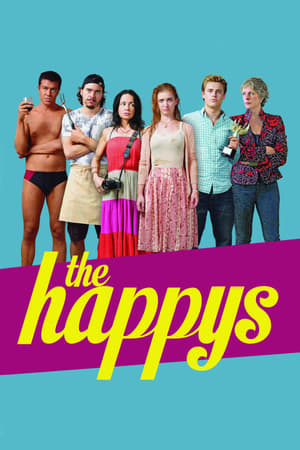 Poster Movie The Happys 2018