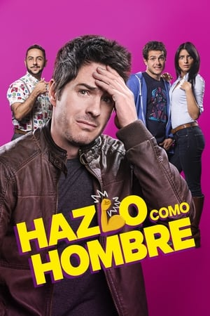 Poster Movie Do It Like An Hombre 2017