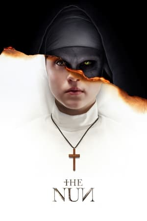 Poster Movie The Nun 2018