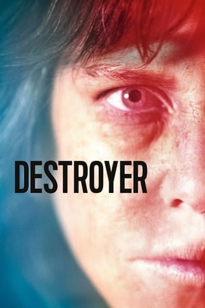 Poster Movie Destroyer 2018