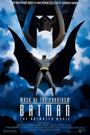 poster Batman: Mask of the Phantasm
