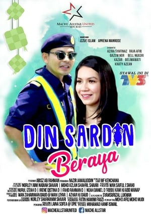Poster Movie Din Sardin Beraya 2018