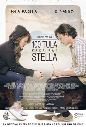 Poster Movie 100 Poems for Stella 2017