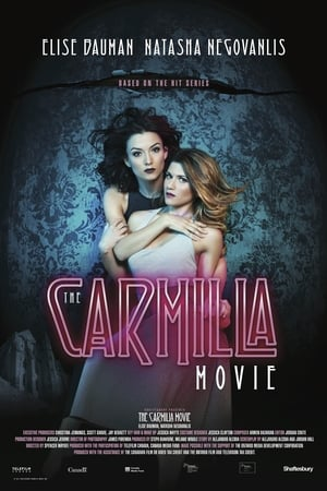Poster Movie The Carmilla Movie 2017