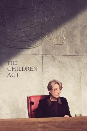 Poster Movie The Children Act 2018