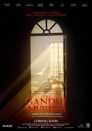 Poster Movie The Gandhi Murder 2019