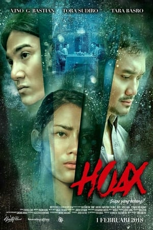 Poster Movie Hoax 2018
