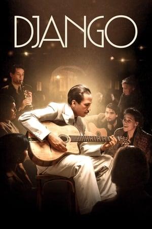 Poster Movie Django 2017