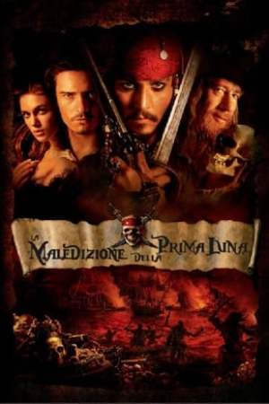 poster Pirates of the Caribbean: The Curse of the Black Pearl