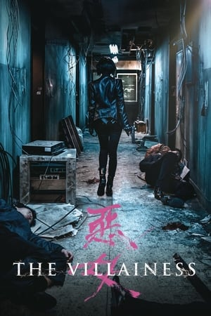 Poster Movie The Villainess 2017