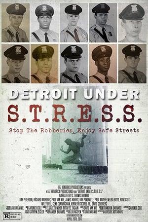 Poster Movie Detroit Under S.T.R.E.S.S. 2018