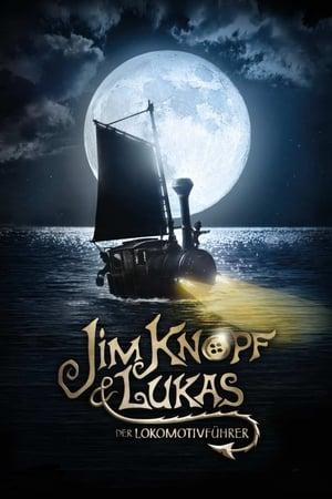 Poster Movie Jim Knopf und Lukas der Lokomotivführer 2018