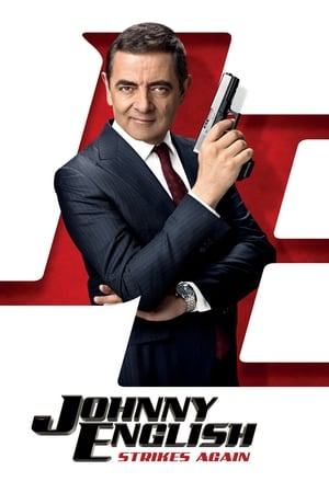 Poster Movie Johnny English Strikes Again 2018