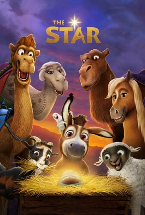 Poster Movie The Star 2017