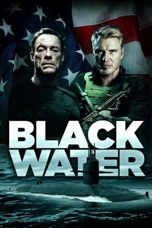 Poster Movie Black Water 2018