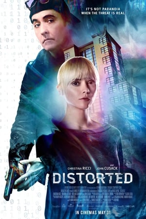 Poster Movie Distorted 2018