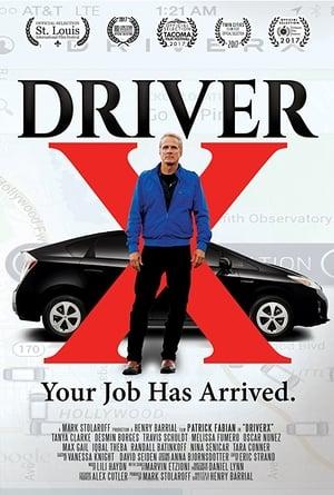 Poster Movie DriverX 2018