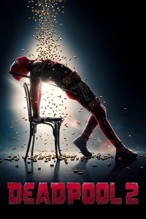 Poster Movie Deadpool 2 2018