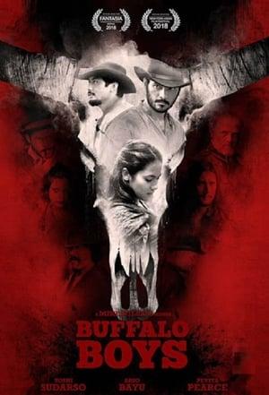 Poster Movie Buffalo Boys 2018