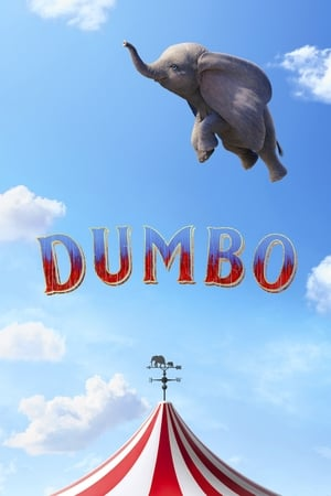 Poster Movie Dumbo 2019
