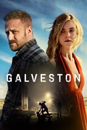 Poster Movie Galveston 2018