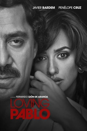 Poster Movie Loving Pablo 2017