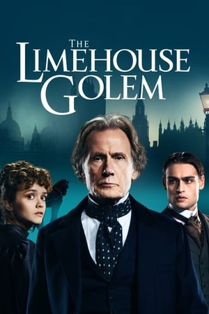 Poster Movie The Limehouse Golem 2016