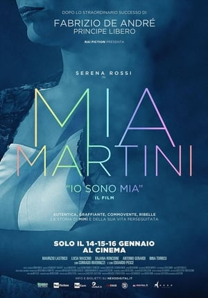 Poster Movie Mia Martini - Io sono Mia 2019