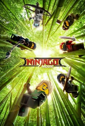 Poster Movie The LEGO Ninjago Movie 2017