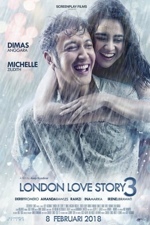 Poster Movie London Love Story 3 2018