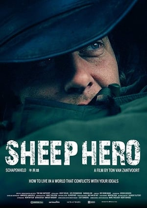 Poster Movie Sheep Hero 2019