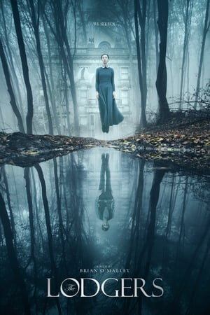 Poster Movie The Lodgers 2018