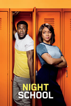 Poster Movie Night School 2018