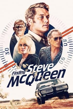 Poster Movie Finding Steve McQueen 2019