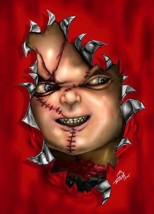 Poster Movie Revenge of Chucky 2018