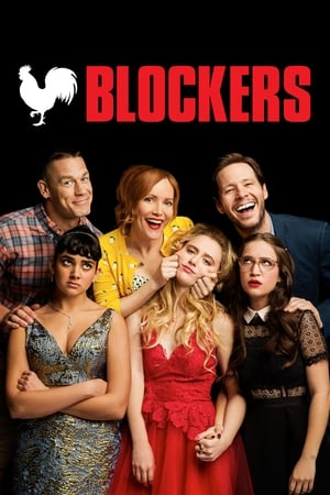 Poster Movie Blockers 2018
